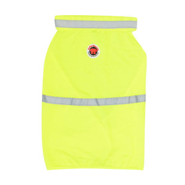 safety Vest for large dogs hefty hounds top view
