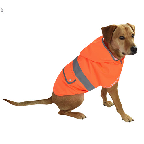 waterproof raincoat for dogs 2