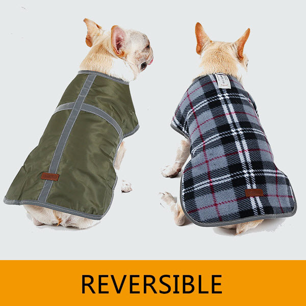 REVERSIBLE Cold Weather COAT