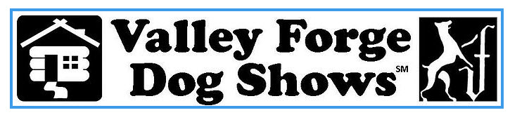valley forge dog show