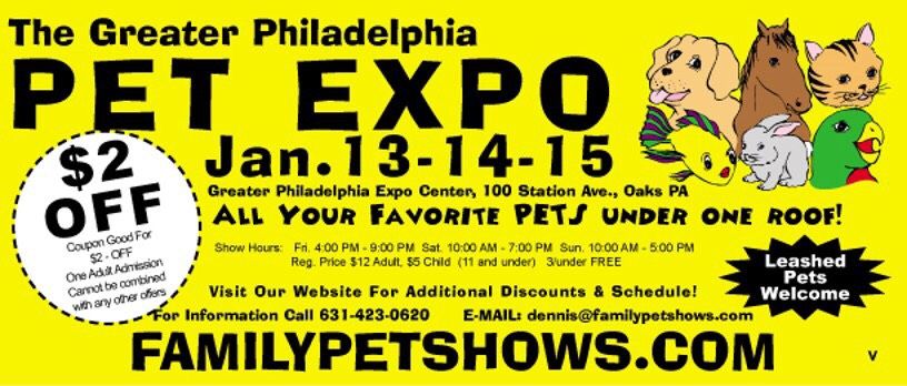 family pet expo coupon hefty hounds