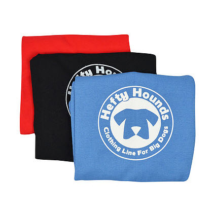 Hefty hounds tank tops for big dogs