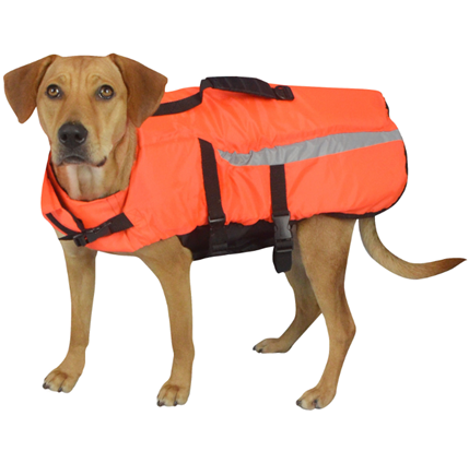 life vest floating dog vest flotation