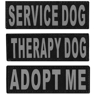 patches for working dogs