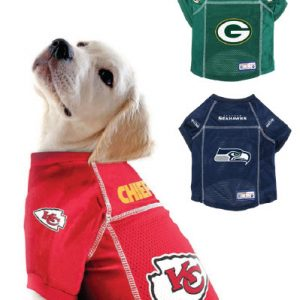 nfl dog jerseys