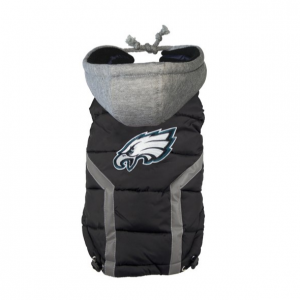 nfl puffer vest for dogs