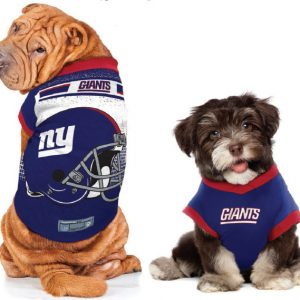 nfl pet tees